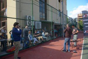 Ataşehir Tennis Club - DroneManya Tanııtımı