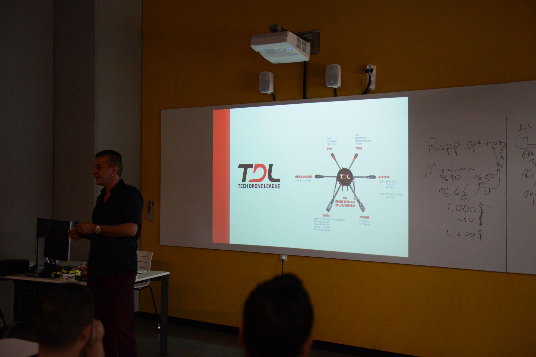 Century 21 - TDL Workshop | Tech Drone League