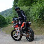 Deniz Algün - Aytemiz transanatolia Moto Rally Antremanı
