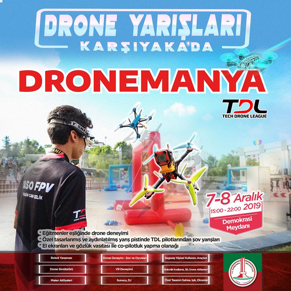 Karşıyaka DroneManya